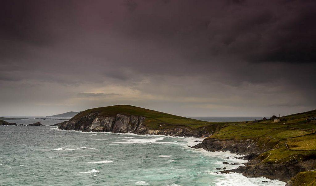 The Dingle Peninsula in Kerry