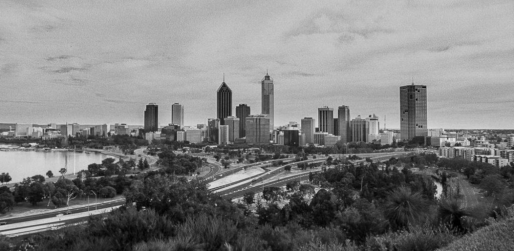 Perth in 2001