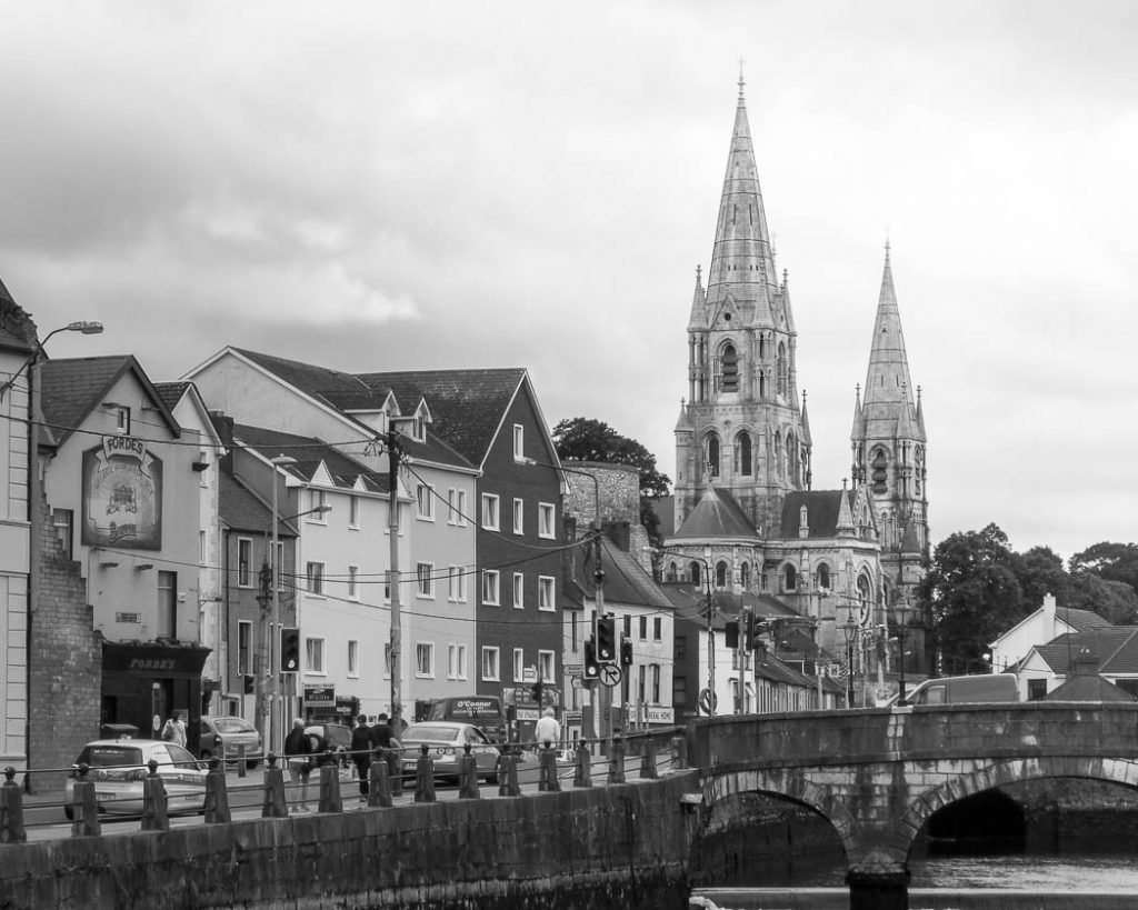 St Finbarre's Cathedral in Cork.