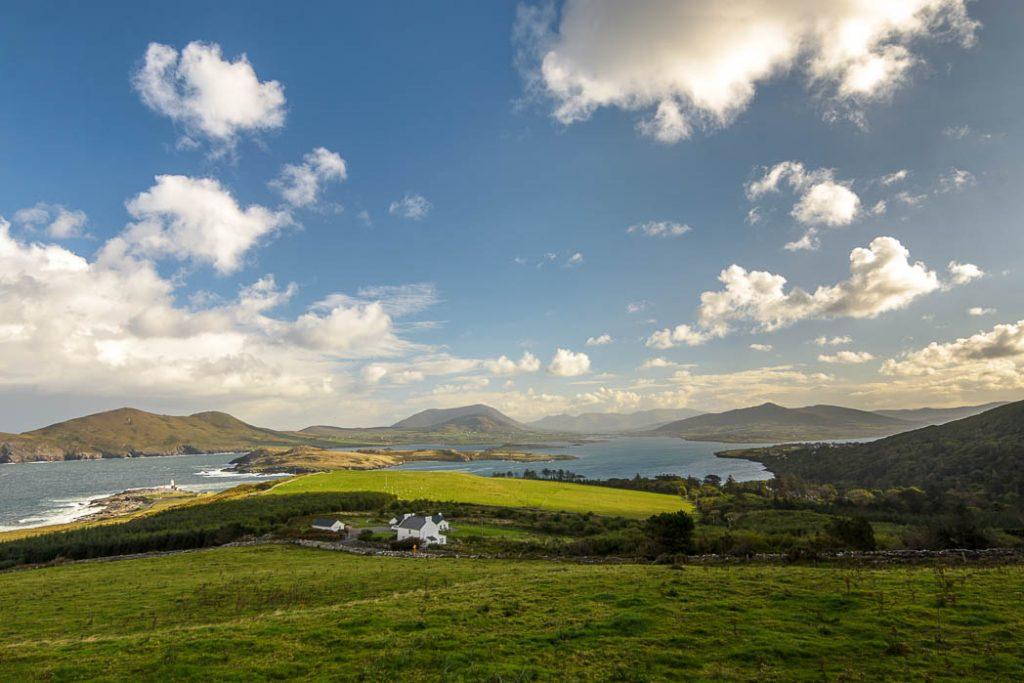 The Kerry Coastline as seen on Valentia Island